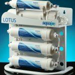 دستگاه تصفیه آب خانگی لوتوس