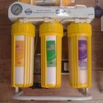 دستگاه تصفیه آب دنور ۶ مرحله ای