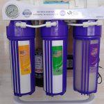 دستگاه  تصفیه آب دنور شش مرحله ای